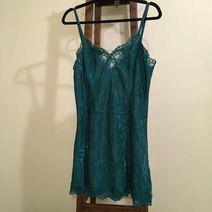 Vintage VS Gown
